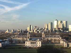 About Counselling. London from Greenwich